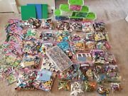 Massive Lego Friends Set Lot 100and039s Of Minifigs All Instructions 100 Complete
