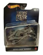 New Hot Wheels Justice League Batmobile 4 Toy Car From Wb Justice League Film
