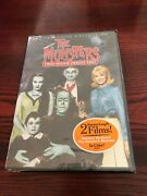 The Munsters - Two Movie Fright Fest - Dvd - 2006 - Factory Sealed