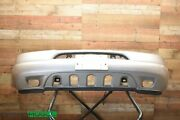 98-01 Mercedes W163 Ml430 Ml320 Front Bumper Cover Assembly Silver Oem