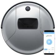Pethair Vision Wi-fi Connected Robot Vacuum Cleaner Connect To Alexa Google Home