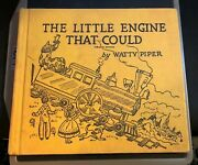 The Little Engine That Could Watty Piper Hc Platt And Munk Scholastic Edition 1961