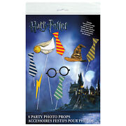 Harry Potter Photo Booth Props 8pc
