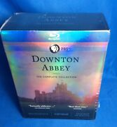 Downton Abbey The Complete Collection Dvd 2016 Seasons 1-6 Sealed New Look