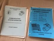 An/prc 104 Mrc 138 Ky99 Prc 119 Ky 68 Manuals And Training Cd