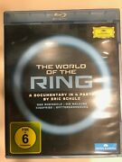 The World Of The Ring Blu-ray Disc 2013 2-disc Set