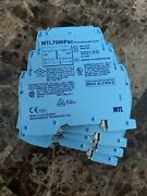 Lot Of 4pc. Measurement Technology Mtl7066pac Safety Barrier