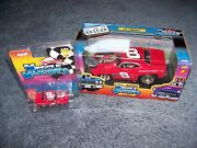 Dale Earnhardt Muscle Machines Nascar Action '69 Camaro 2004 124th 164th Scale
