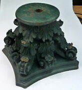 Baroque Console Um 1740 Wood Console Stand