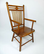Rare Doll Chair Vienna About 1900 Wood