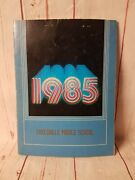 1985 Sykesville Middle School Maryland Yearbook