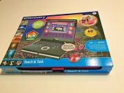 Discovery Teach And Talk Exploration Laptop With Mouse Pink New In Box