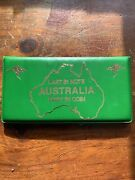 Australia - Last 1 Note And First 1 Coin In A Display Folder - 1984 -