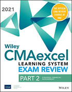 Wiley-cma 2021 Text And Test Bank Part 2 1yr Uk Import Book New