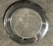 Wheel Trim Beauty Ring Chevy Ford Gmc Chrysler Dodge Plymouth Olds - Tr001