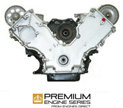 Lincoln 4.6 Engine 281 1995 Town Car New Reman Oem Replacement