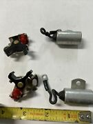 B33 Mercury Outboard Ignition Tune Up Kit 18-5007 Sierra 398-174 398-693