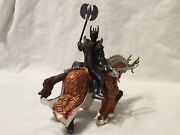 2007 Papo Toys Fantasy Medieval Horse Red
