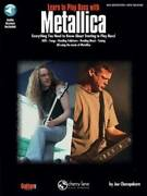 Learn To Play Bass With   Metallica Bass Instruction  Bk/cd - Good