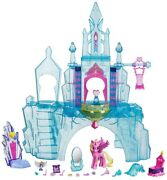 My Little Pony Friendship Is Magic Crystal Empire Castle Opened Damaged Box