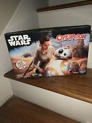 Vintage Star Wars Operation Game Complete By Hasbro Played Once ❤️tw11j