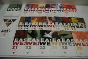 Image Comics East Of West Tpb 1 And Comic Issues 6-26 And Source Book