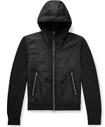 Tom Ford Iconic Cult Mens Hooded Wool Shell Panelled Jacket Blouson Jacke New 46