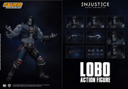 Lobo Injustice Gods Among Us Toy Figures And Playsets Action Figures