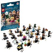 Lego Harry Potter Minifigures Series 1 Set+ Harry Potter And Hedwig Owl Delivery