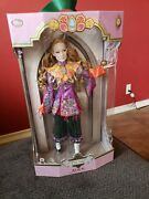 Alice Through The Looking Glass Disney Store Limited Edition Doll