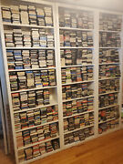 8-track Tapes Store - 1000s++ Working And Serviced U Pick Rock And Roll List 3-b