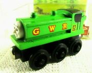 Rare Nib Safe Stored 25yrs 1992 V2 Thomas Wooden Train - Duck 500 Or Best Offer