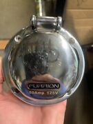 Furrion Stainless Steel Round Power Inlet - Marine Grade 50a - 125/250v 367-a4