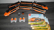 Lego Train 10233 Creator Expert Horizon Express Set Of 2 With Stickers Applied