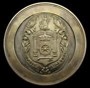 1878 Turnerand039s Company Of London 72mm Silver Medal