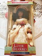 Classic Treasures Collectible African American Porcelain Dolls