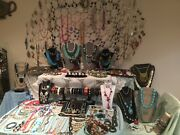 Huge Lot Vintage To Now Costume Jewelry, 392 Pieces