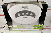 Irobot Roomba Discovery 4210 + New Battery And Brushes - Complete - 100 Warranty