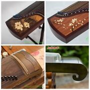 Silkwood Golden Phoebe Wood 64 21-string Guzheng Zither Harp Koto 金絲楠木古箏 2890