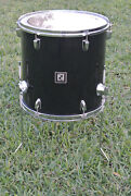 Add This Sonor 1003 Series 16 Floor Tom In Black To Your Drum Set Today M451