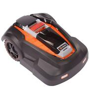 Cordless Fully Automated Robotic Lawn Motor Battery Operated Auto Docking Rain