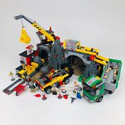 Lego Town City The Mine 4204 100 Complete - No Manual
