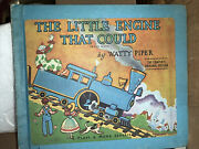 The Little Engine That Could Watty Piper Vintage Platt And Munk 1961 Edition Vgc