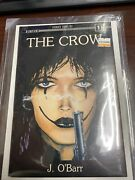 1989 Caliber The Crow 1 1st Print And Appearance White Pages