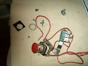 Allen-bradley Switch And Other Parts Headstock Parts Oliver 12 Wood Lathe 159