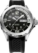 Ball Bl-1521 Engineer Master Ii Diver Black Brand New Unworn With Tags And Box