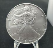 2007 -tube Of 20 1 Oz .999 American Silver Eagles From Monster Box. Bu New Coins