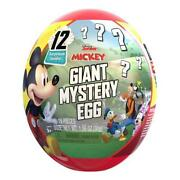 Giant Surprise Mystery Egg Toy Capsule - Disney Junior Mickey Mouse Clubhouse