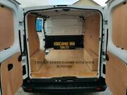 Renault Trafic Swb New Shape Deluxe Part Kit 2014 On Ply Lining Kit