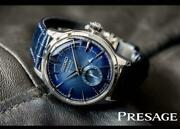 Seiko Presage Cocktail Time Starlight Rare Limited Menand039s Watch Excellent+++